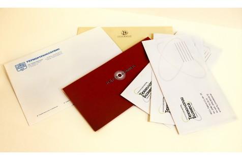 Печать конвертов в Харькове